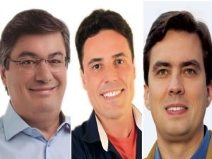Daniel Alonso, Juliano Ferreira e Vinícius Camarinha vão participar do debate  (Foto: Divulgação )