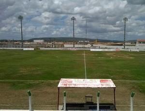 Estádio Brejeirão (Foto: GloboEsporte.com)