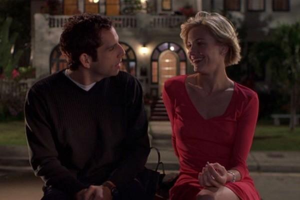 Cameron Diaz e Ben Stiller já tem como gênero predominante no cinema a comédia. Juntando os dois em 'Quem Vai Ficar Com Mary?' (1998), era garantia que o filme ficaria para a memória dos fãs de comédia romântica. (Foto: Divulgação)