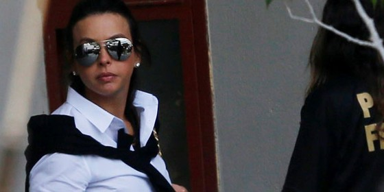 Adriana Anselmo mulher do ex governador Sérgio Cabral (Foto:  )
