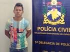 Suspeito de roubar moto de empresário é preso em Boa Vista