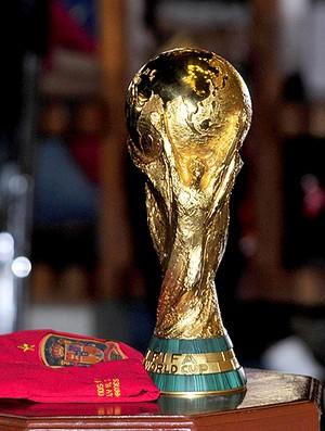 Taça Copa Espanha México (Foto: EFE)