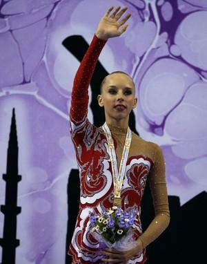 Yana Kudryavtseva (Foto: EFE)