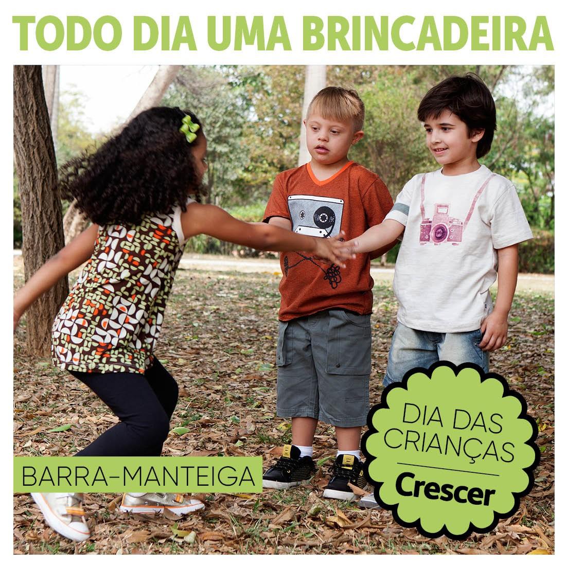 BARRA-MANTEIGA-TODO-DIA-UMA-BRINCADEIRA (Foto:  EDITORA GLOBO)