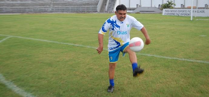 seu pedro, perilima, pedro da sorda (Foto: João Brandão Neto / GloboEsporte.com/pb)