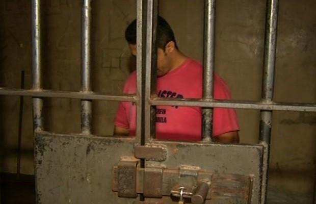 Preso por abuso de menor, homem é suspeito de estuprar outras 6 crianças em Anápolis, Goiás 2 (Foto: Reprodução/TV Anhanguera)