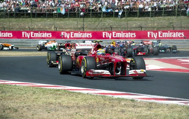 Felipe Massa GP Hungria (Foto: EFE)