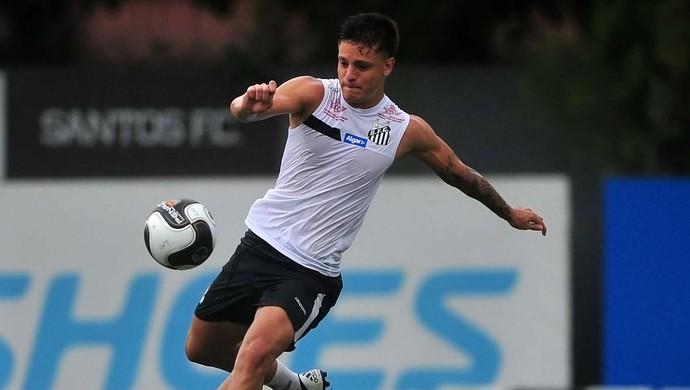 Lucas Crispim, Santos (Foto: Ivan Storti/Santos FC)
