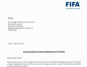 Carta Fifa