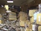 Consórcio de traficantes comprou carga recorde de maconha, diz PF