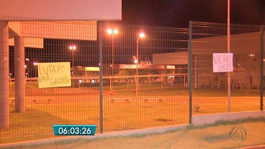 Aulas são suspensas na UEMS de Campo Grande depois de ocupação