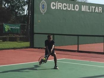 circuito acreano de tênis no círculo militar (Foto: Divulgação/Fac)
