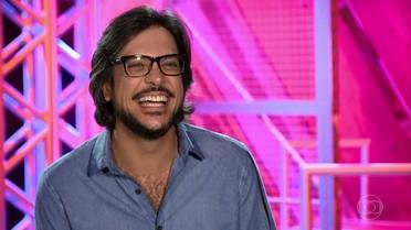 Lucio Mauro Filho conta como é sua relação com a música