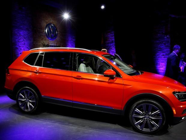Volkswagen Tiguan Allspace (Foto: REUTERS/Brendan McDermid)