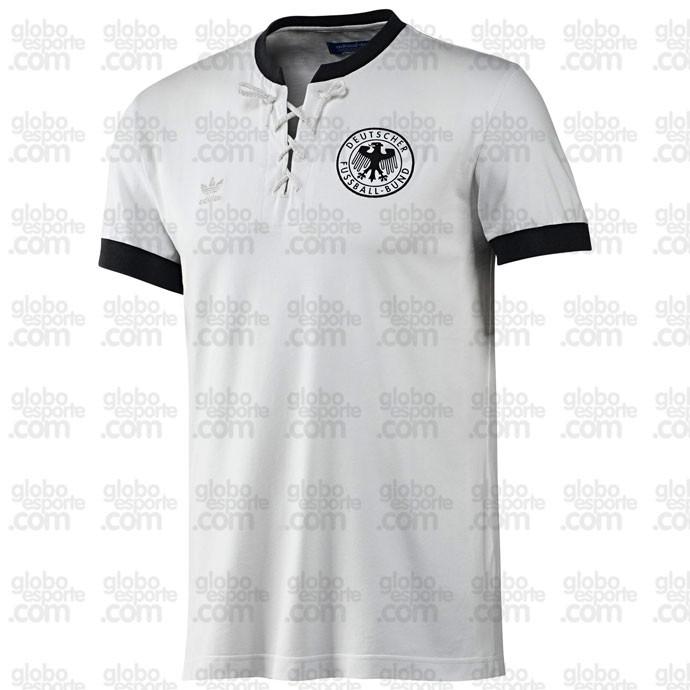 Camisa retrô Alemanha