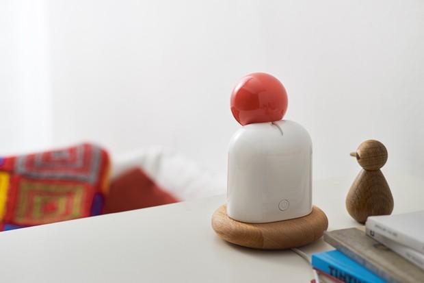Babá eletrônica tecnológica mede respiração dos bebês a distância (Foto: Divulgação)