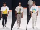 R.Groove entra na passarela do Fashion Rio com uma alfaiataria limpa, casual e divertida