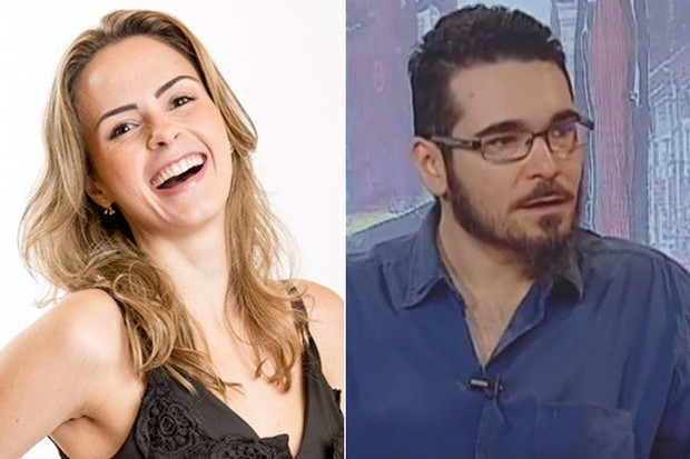 Ana Paula Renault e Alan Marinho (Foto: Divulgação)
