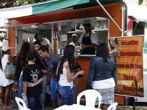 Food Truck Festival será realizado na praça Feliciano Sodré (Foto: Magno Lopes Ferreira/Casimiro de Abreu)