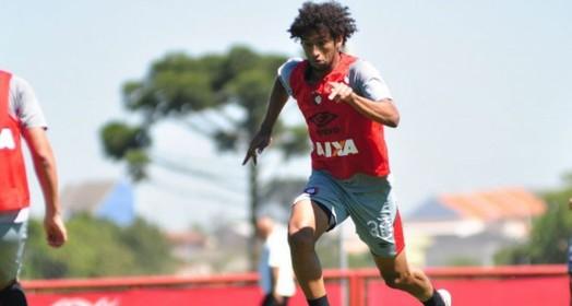 deve  ficar (Gustavo Oliveira/ Site oficial Atlético-PR)
