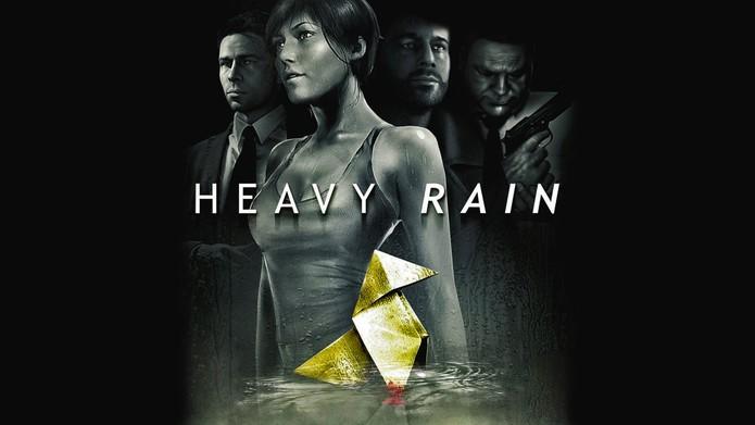 Heavy Rain retorna no PS4 (Foto: Divulgação/Sony)