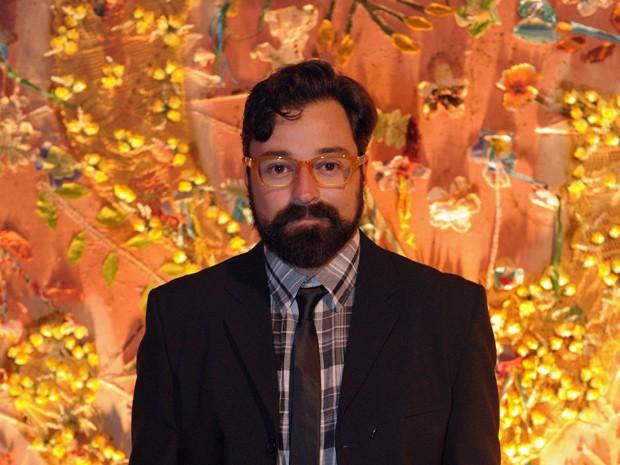 Emilio Orciollo diz que se interessa por mágica e ilusionismo (Foto: Gabriela/TV Globo)