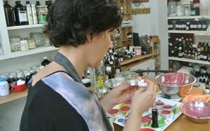 Batom Superbonita, por Carol Cronemberger, chef de cosméticos Naturais