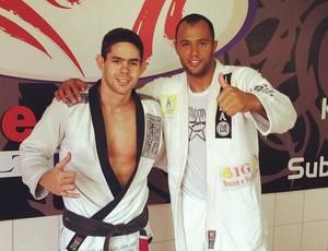 Genivaldo - jiu-jitsu (Foto: Divulgação)