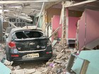 Defesa Civil interdita prédio onde gás explodiu em Campina Grande