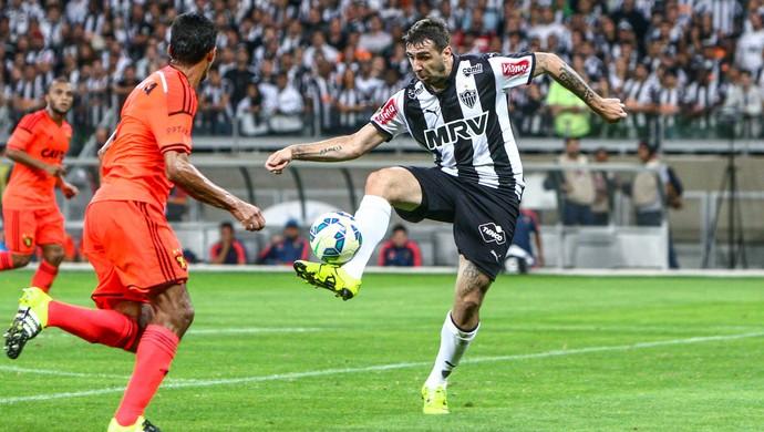 Lucas Pratto (Foto: Bruno Cantini / Flickr do Atlético-MG)