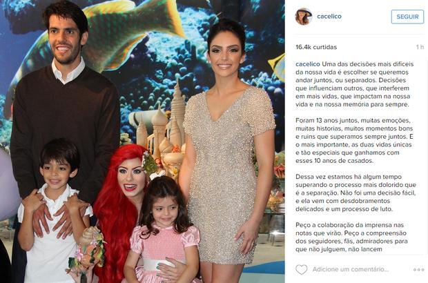 Caroline Celico (Foto: Reprodução / Instagram)
