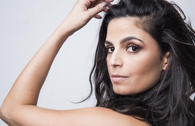 Emmanuelle Araújo (Foto: Daryan Dornelles)