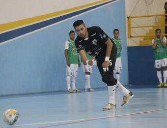 São José x São Bernardo Liga Paulista Futsal 2014 (Foto: Quarttus Marketing/Divulgação)