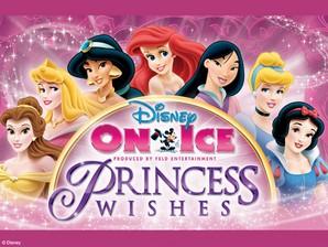 Princesas Disney on Ice
