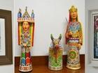 Corredor Cultural recebe exposição sobre o folclore sergipano