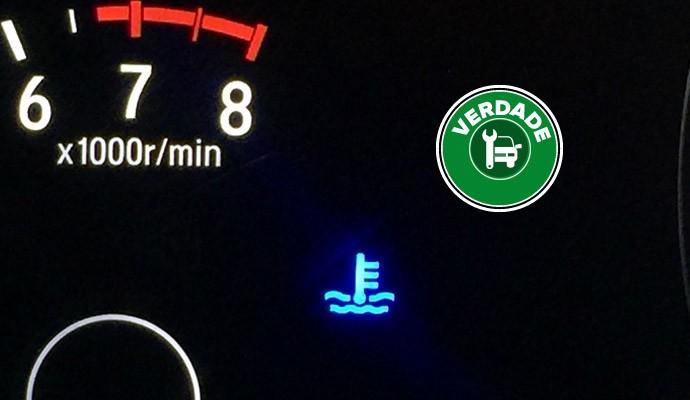 VERDADE: é preciso aquecer o motor antes de sair