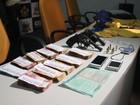 Presos três suspeitos de assaltar Correios em Santa Helena, MA