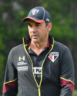 Ricardo Gomes, técnico do São Paulo (Foto: Érico Leonan / saopaulofc.net)