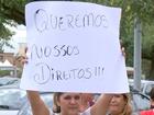 Merendeiras de Sorocaba reclamam de atraso no pagamento de salários