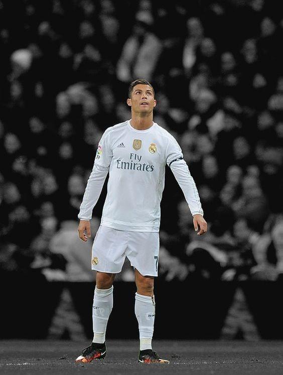 Cristiano Ronaldo (Foto: Reprodução/Pinterest)