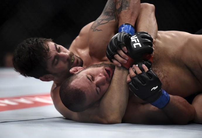 Antônio Cara de Sapato x Eric Spicely UFC 212 (Foto: André Durão/GloboEsporte.com)