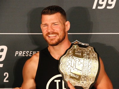 Michael Bisping UFC 199 (Foto: Evelyn Rodrigues)