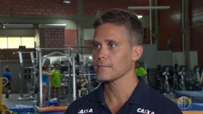 Pedro Gama Filho - presidente da CBW (Foto: Reprodução/ Inter TV Cabugi)