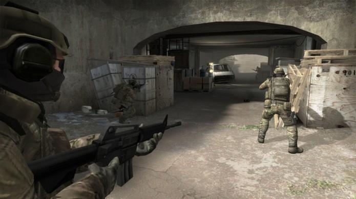 Counter-Strike: Global Offensive traz os clássicos conflitos de Counter-Strike com uma nova roupagem (Foto: Reprodução/Steam)