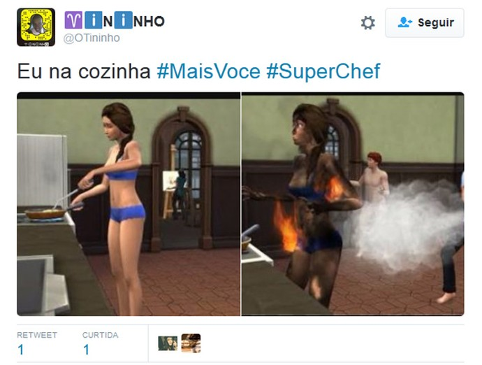 Super Chef (Foto: Reprodução/Internet)