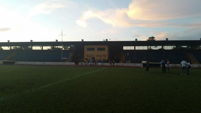 Estádio João Saldanha (Foto: Dayanne Saldanha)