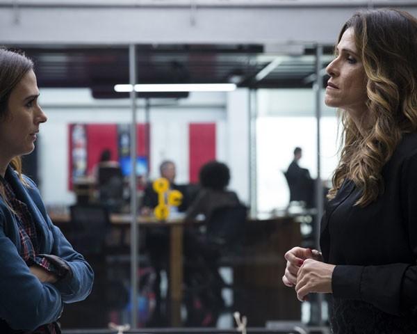 Ingrid Guimarães interpreta ela mesma (Foto: Divulgação)
