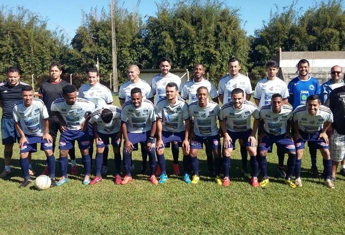 Mansur disputa Campeonato Amador de 2016 (Foto: Mansur/Divulgação)