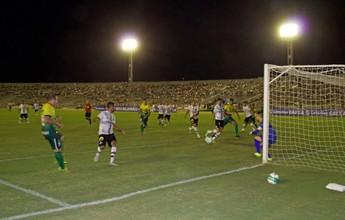 Com gol de Warley, Botafogo bate Cuiabá no Almeidão pela Série C