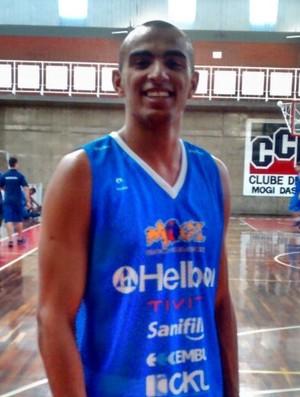 Jimmy - Mogi das Cruzes basquete (Foto: Cairo Barros)